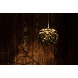 Lampe Silvia Black 'n gold