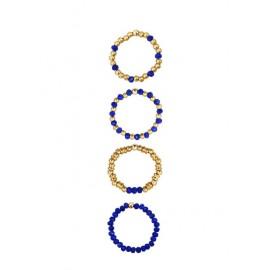 Antik Céleste bagues Lapis Lazuli