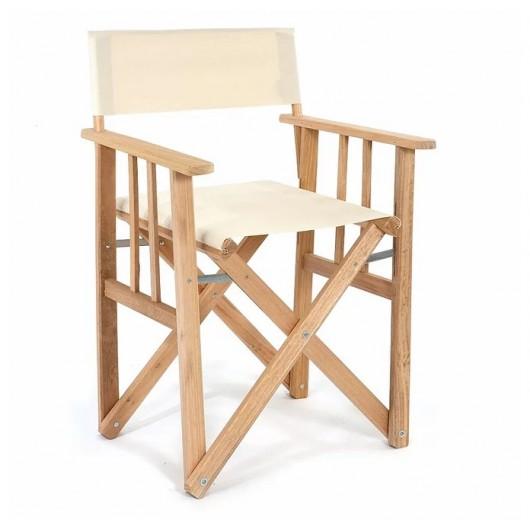 Chaise régisseur Eucalyptus + coton