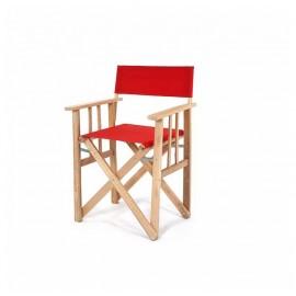 Chaise régisseur Kids Eucalyptus + coton