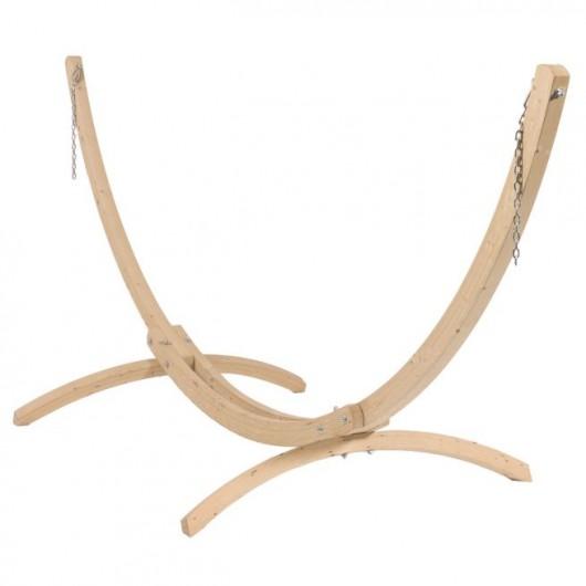 Theros houten hangmatstandaard