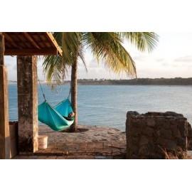 Colibri Single hamac voyage toile de parachute 100% nylon