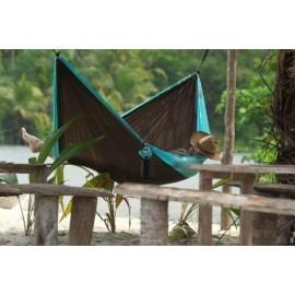 Colibri Double Hamac de voyage toile de parachute 100% Nylon