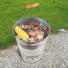 Barbecue seau