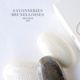 Savonneries Bruxelloises : Savon Olive Flower