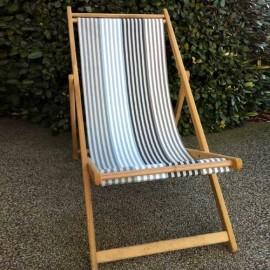 Strandstoel stof