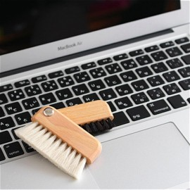 Brosse ordinateur portable