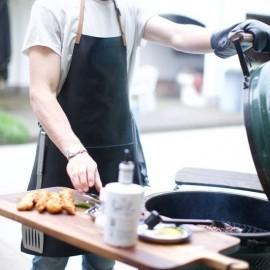 Tablier cuisine cuir
