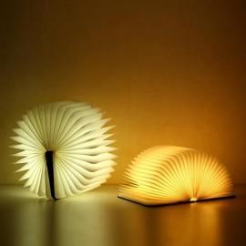 Boek lamp