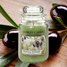 Yankee Candle Olive and Thyme