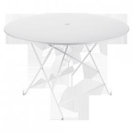 Fermob Bistro : Table pliante D117cm métal