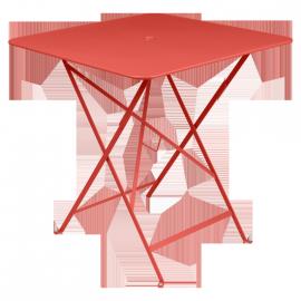Fermob Bistro : Table pliante 71x71cm