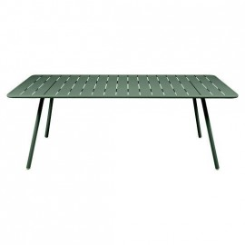 Fermob Luxembourg : table 207x100cm