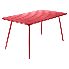 Fermob Luxembourg : table 143x80cm