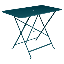 Fermob Bistro : Table pliante 97x57métal