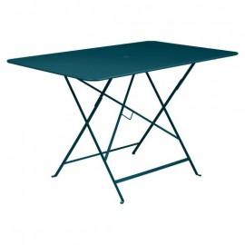 Fermob Bistro : Table pliante 117x77métal