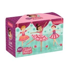 Glitter Puzzle Ballerina