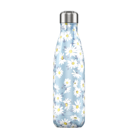 Chilly's Bottle Floral Daisy 500ml