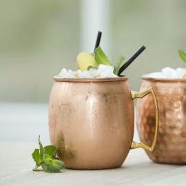 Moscow Mule gobelet cuivre antique