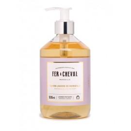 Fer à Cheval : Savon liquide parfumé Lavande Vivifiante