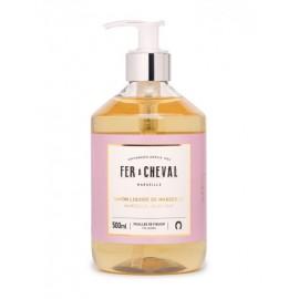 Fer à Cheval : Vloeibare zeep geparfumeerd Vijgenboombladeren