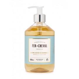 Fer à Cheval : Savon liquide parfumé Aqua Mandarine
