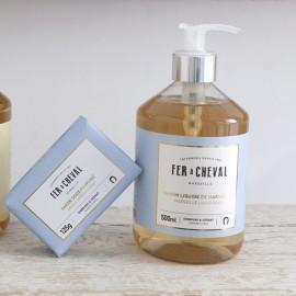 Fer à Cheval : Savon liquide parfumé Embruns & Cédrat