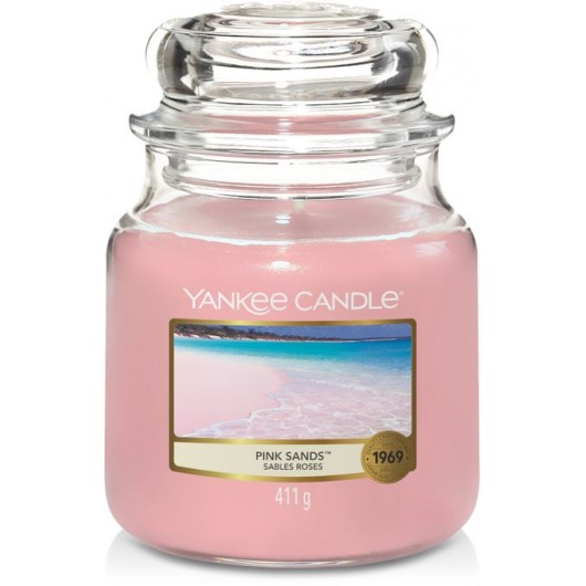 Yankee Candle Pink Sands