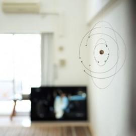 Mobile Modèle atomique de Niels Bohr