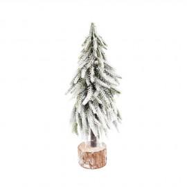 Décoration de Noël : sapins à poser
