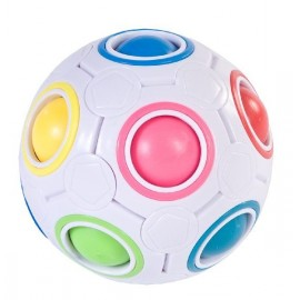 De Regenboogtoverbal