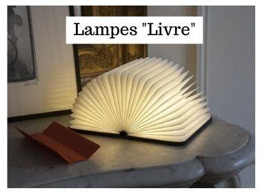 Les lampes livres