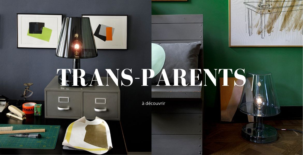 Trans-parents, la lampe Led de Fatboy