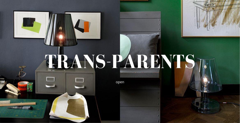 Trans-parents : 5 kleuren